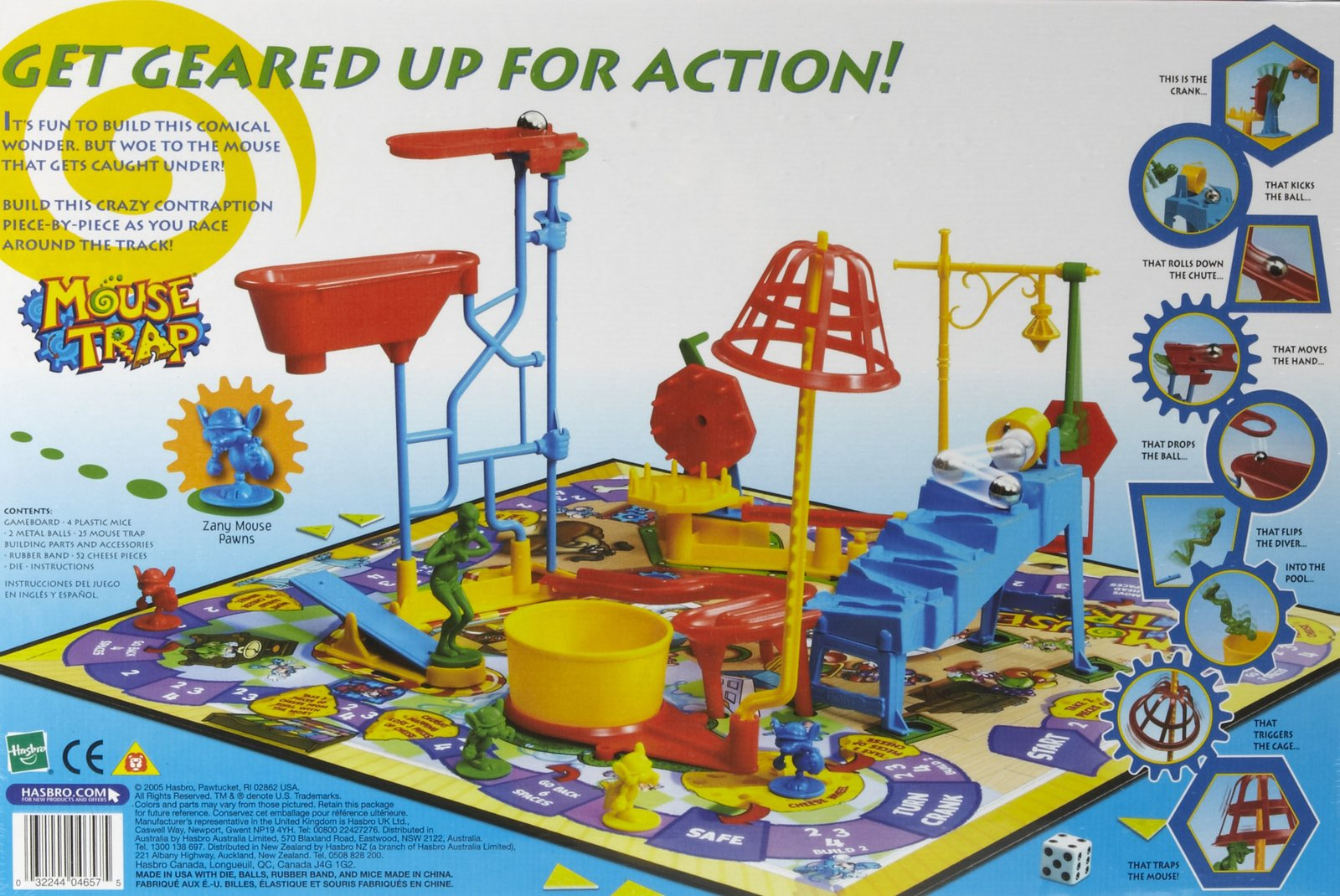 The Board Game Mouse Trap